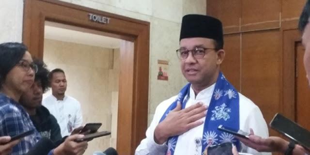 "Hasil Survei IPS, Anies Baswedan Jawara ""Bang Jago"" Pilpres 2024"