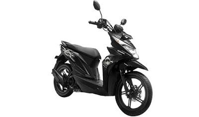Sepeda Motor Honda Beat Street 2