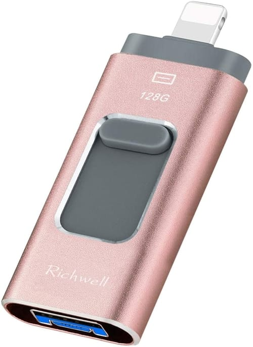 Review Richwell 3in1 USB 3.0 Memory iPad Flash Drive