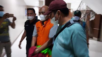 Kejatisu Tangkap DPO Kasus Penguasaan Lahan PT KAI Medan