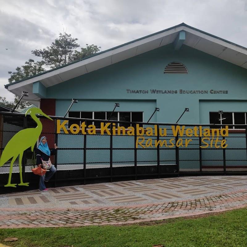 Jalan-Jalan Kota Kinabalu Wetland Ramsar Site (KKWRS) 2020