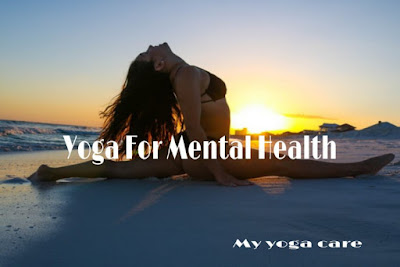 Yoga benefits for mental health