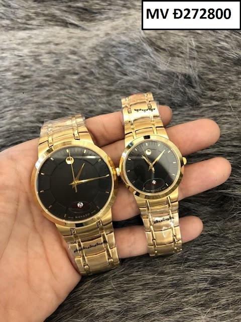 Đồng hồ cặp đôi Movado Đ272800