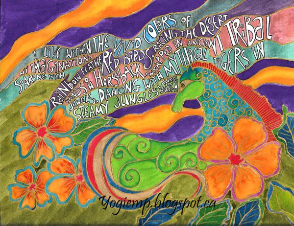 http://yogiemp.com/Calligraphy/Artwork/LaurelBurch_ILiveWithinTheVividColors.html