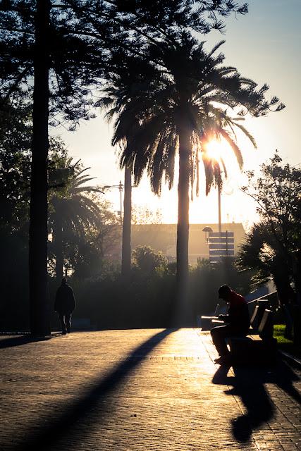 Otros 10 sitios para fotografiar en Ceuta - Jardines de la Argentina