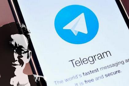 Aplikasi Telegram Diblokir