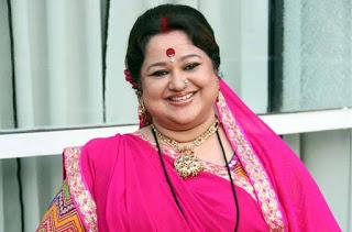 Biodata Supriya Shukla sebagai pemeran Sarla Arora Lonceng Cinta