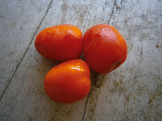 ingrediente del tomate peruano fresco