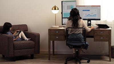 เรียนรู้จากการทำงานที่บ้านสู่การทำงานที่ไหนก็ได้ กลับมาครั้งนี้ Microsoft มีอะไรมาช่วยตอบโจทย์ที่ดีกว่าเดิม
