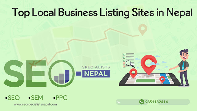 Local Business Listing Sites Lists in Nepal