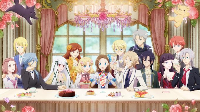 Señoritas y princesas: 'Otome Game No Hametsu Flag'