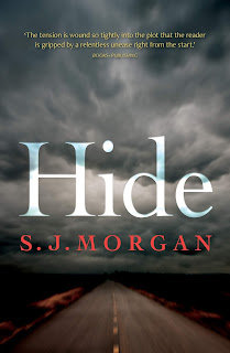 Hide by S.J. Morgan cover