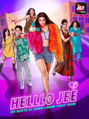 Helllo Jee (2021) Hindi Season 1 Complete ALTBalaji Watch Online HD Print Free Download