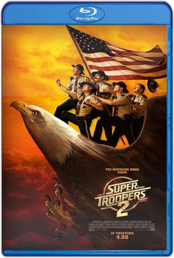 Super Troopers 2 (2018) HD 1080p y 720p Latino
