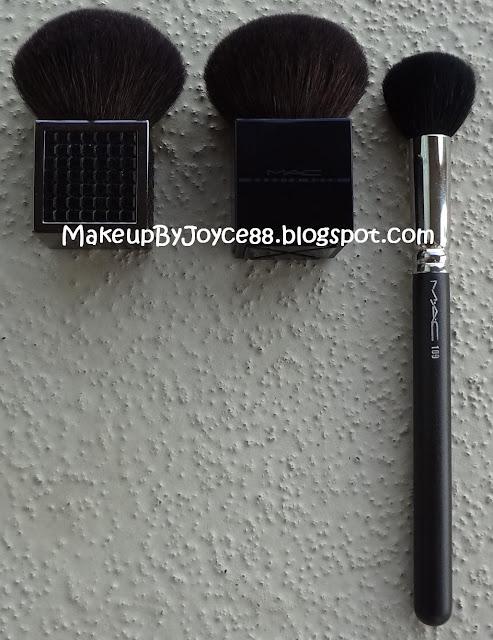 Mac 182 Buffer Brush Reviews Photos Ingredients: MakeupByJoyce ** !: Review: MAC Gareth Pugh 182 Square