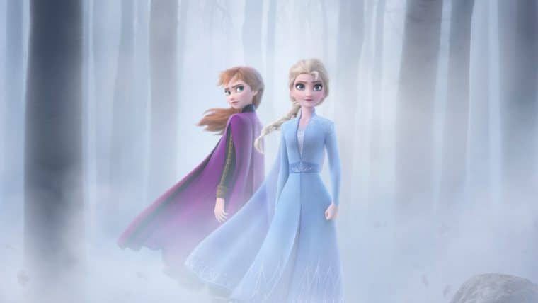 Novo trailer de Frozen 2