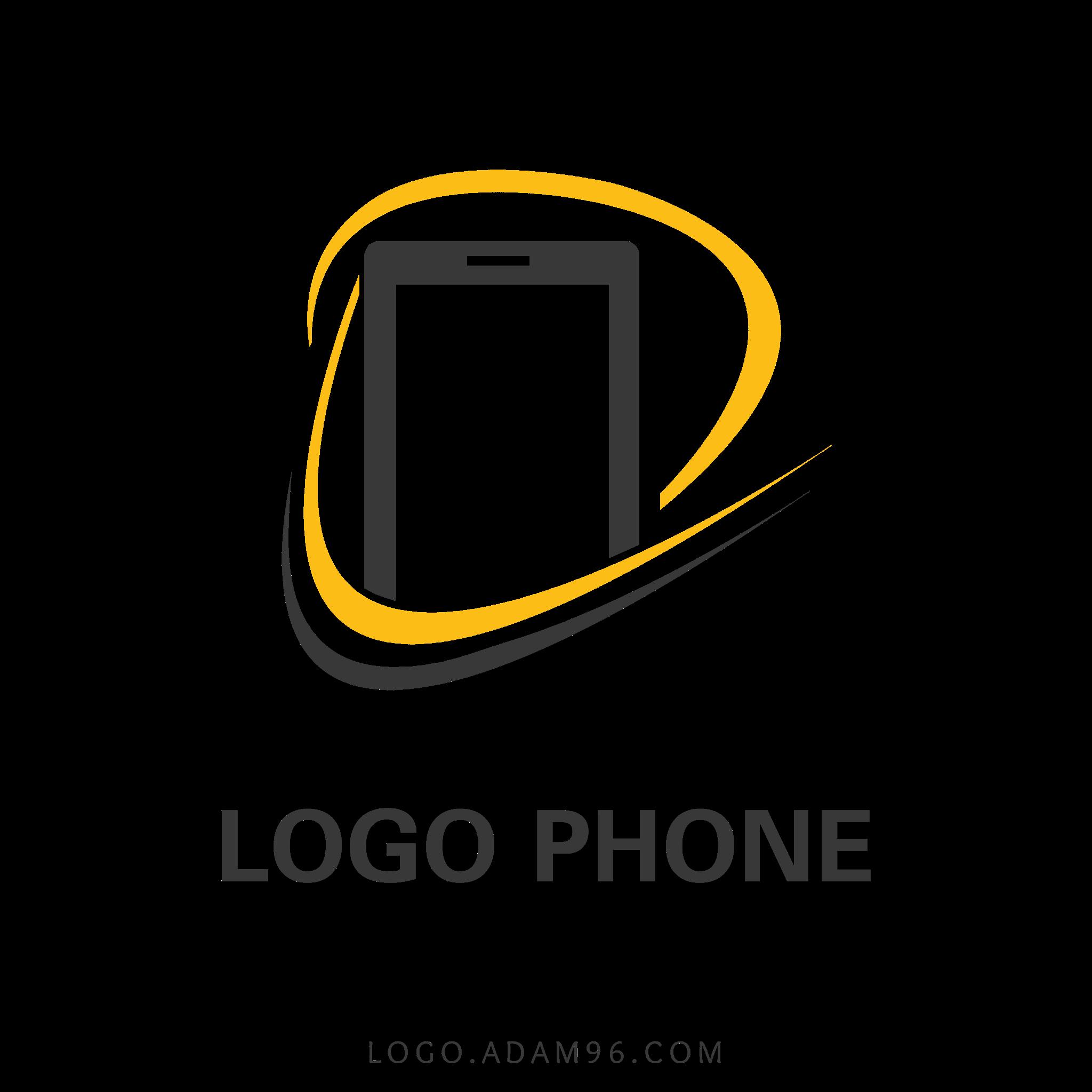 تحميل شعار يصلح لشركة متاجر الهواتف لوجو بدون حقوق بصيغة PSD