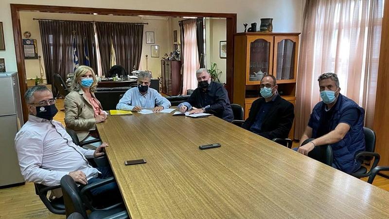 Υπογραφή σύμβασης ανάθεσης μελέτης για το Τοπικό Χωρικό Σχέδιο Δήμου Ορεστιάδας