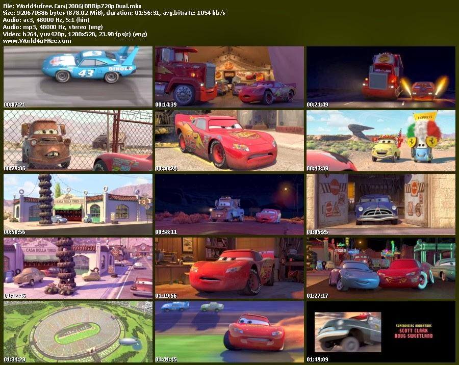 Cars  Full Movie  Watch Online