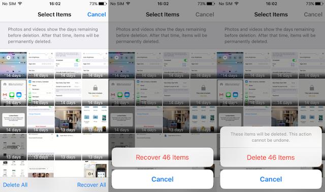 iPhonedan-Tüm-Fotoğrafları-Silme