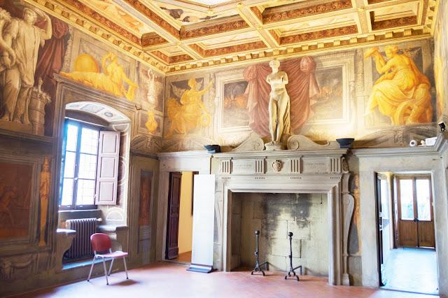 Casa Vasari en Arezzo, Toscana