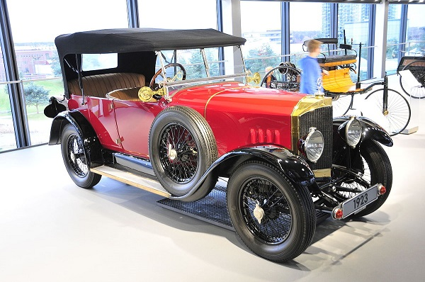 Mercedes 6/25/40 HP 1921