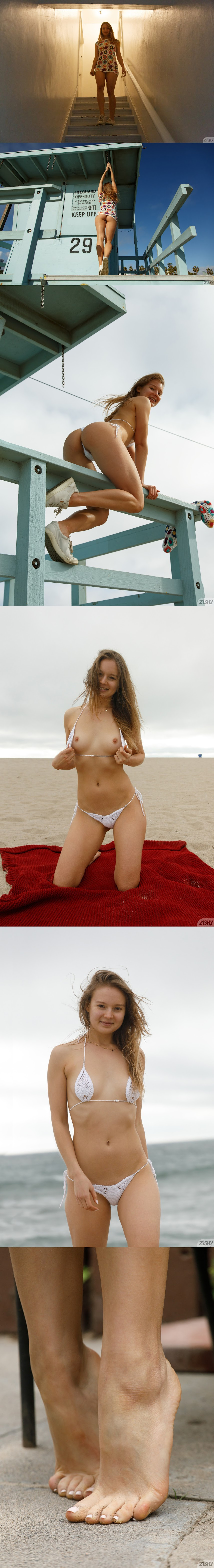 [Zishy] Isabella Herzog - Autumn In LA sexy girls image jav