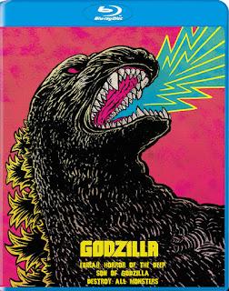 Godzilla: Ebirah, Terror de las Profundidades, El Hijo de Godzilla & Destruye a Todos los Monstruos [BD25] *Subtitulada