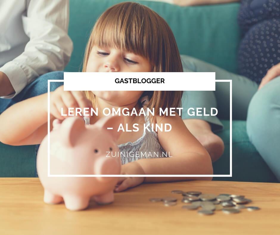 Leren omgaan met geld als kind