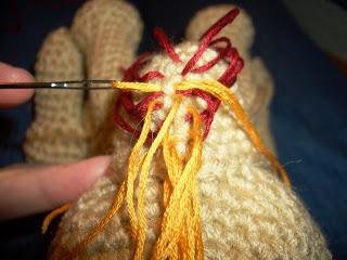 Crochet Woven Yorkshire Terrier - YouTube | 240x320