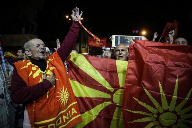 Η Δύση απέτυχε στα Σκόπια