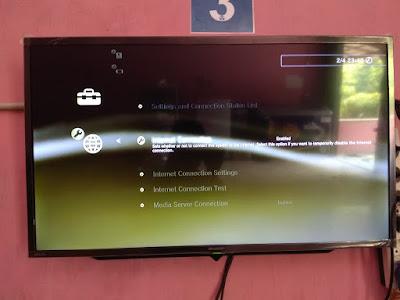 Menyambungkan PS3 Ke Laptop Dengan LAN 12