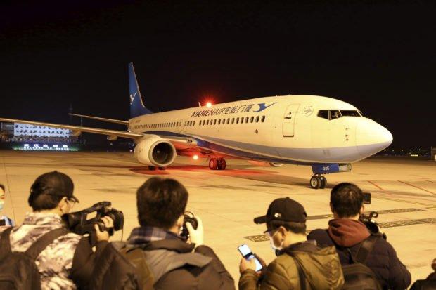 China Jemput Warga Wuhan di Malaysia dan Thailand