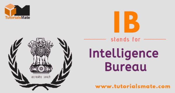 IB Full Form