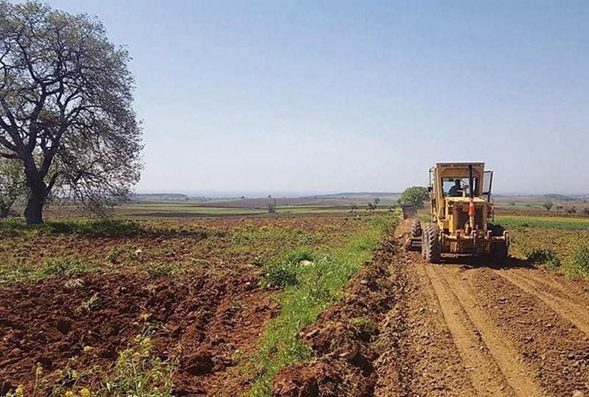 Βελτιώνει την πρόσβαση σε γεωργικές και κτηνοτροφικές εκμεταλλεύσεις στο Παλιούρι Βόλου η Περιφέρεια Θεσσαλίας