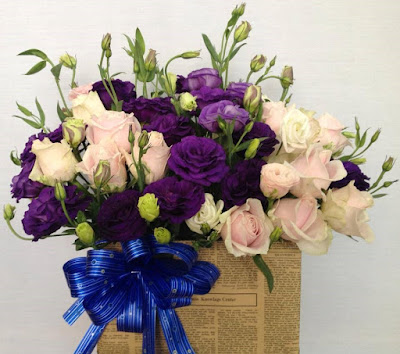 hoa tươi cho kinh doanh online