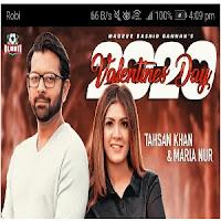 Nil Projapoti Song lyrics (নীল প্রজাতি) Ost Of Valentines Day   Tahsan Khan, Maria