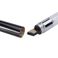 Jual Pen crystal usb stylus 3 in 1