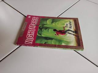 9 The Nightmare Room Penulis R.L. Stine