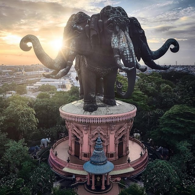 Travel Thailand to discover the most beautiful virtual living museum in Bangkok
