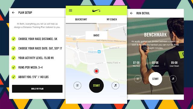 Nike lanza su nueva app con consejos olímpicos
