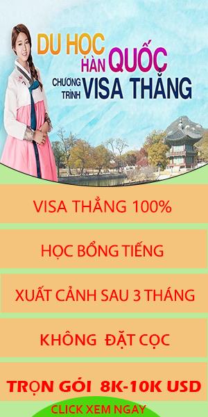 Du học Hàn Quốc visa thẳng 2018
