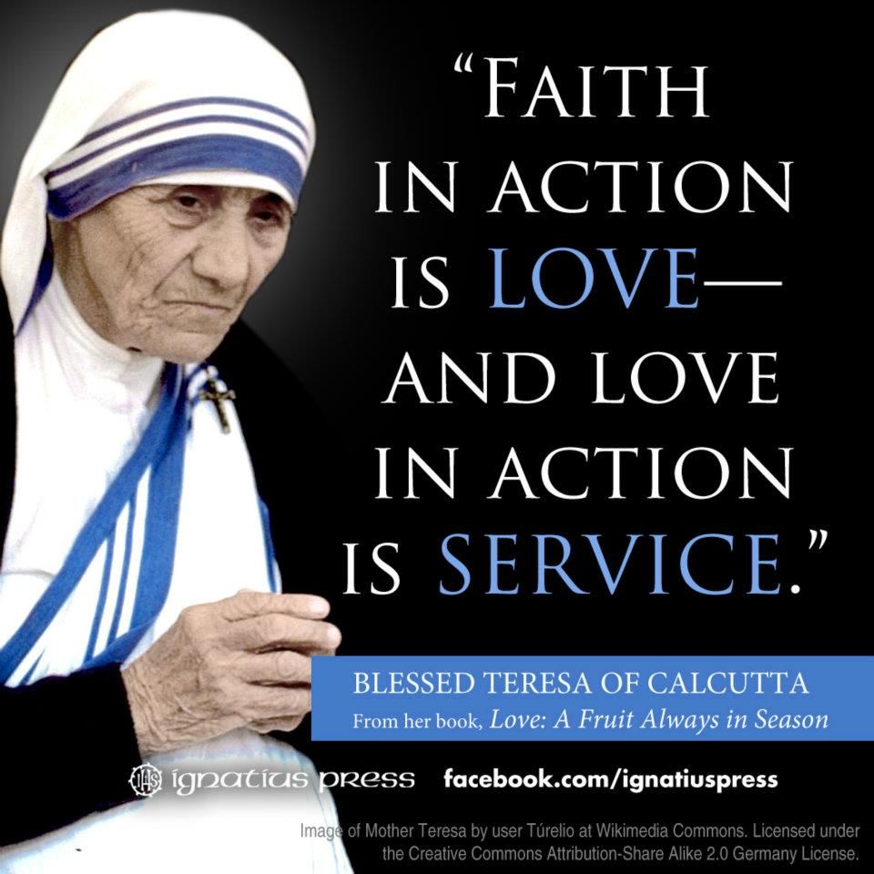 The Animated Catholic: What You Freely Receive, Freely Give