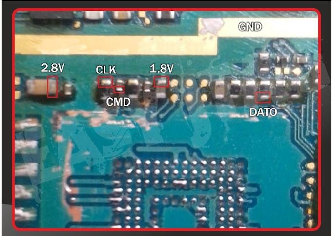 Samsung GT I8262 Dead Boot Repair Dump File