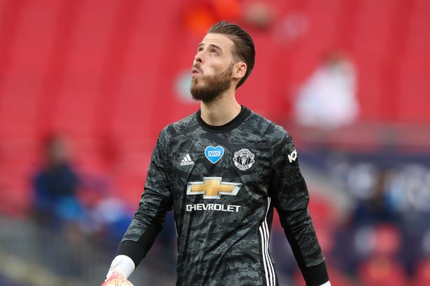 Solskjaer refuses to confirm De Gea Place in West Ham clash