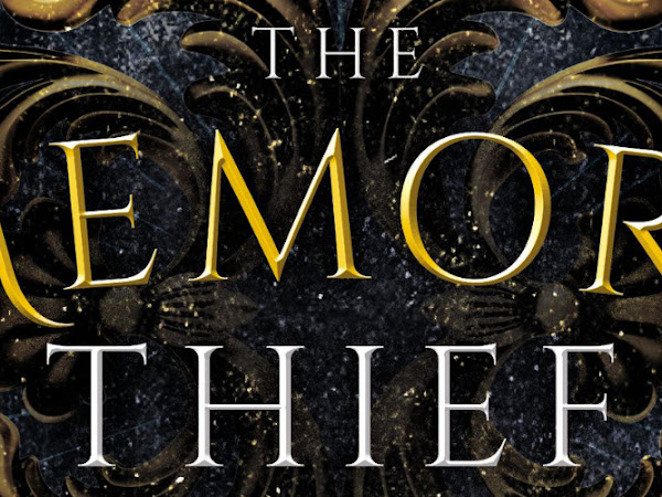 The Memory Thief Blog Tour: Review, Mood Boards, and Giveaway
