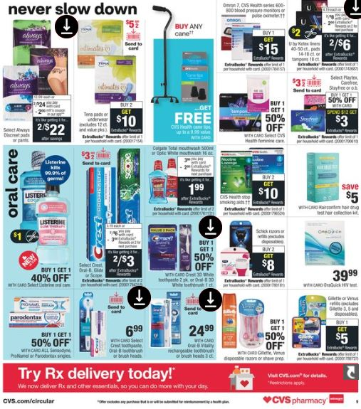 CVS Weekly Ad 4/19-4/25