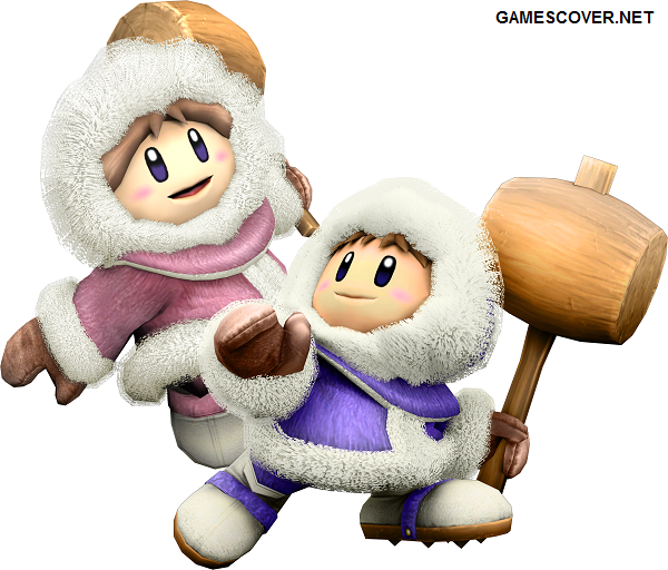 Super Smash Bros. Ultimate Ice Climbers