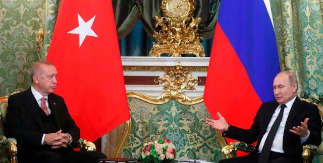 """Ερντογάν, ο """"σχοινοβάτης"""" επί της σκηνής…"""