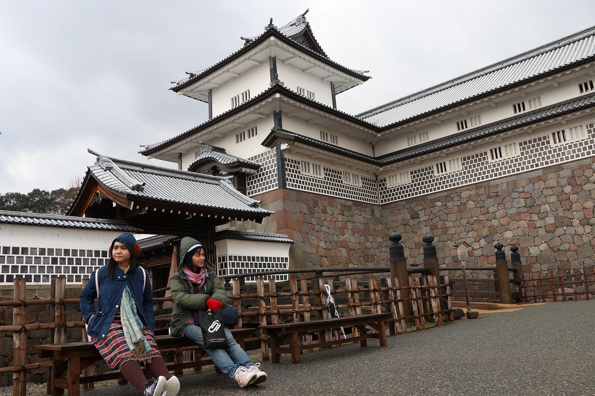 Kastil Kanazawa